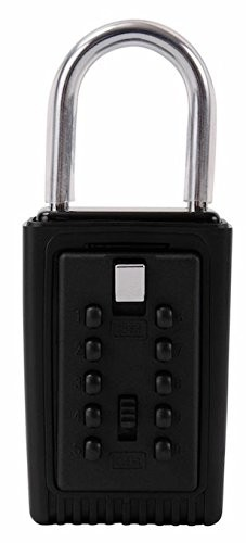 Push Button Lockbox Black Body Black Face 12 Pack  33% Off Sale