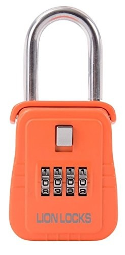 Orange Numeric lockbox 24 Pack 25% Off Sale