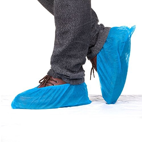 Shoe Cover Liquid Resistant Covers 100 Open House Supplies
