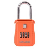 Orange Numeric lockbox 12 Pack 25% Off Sale